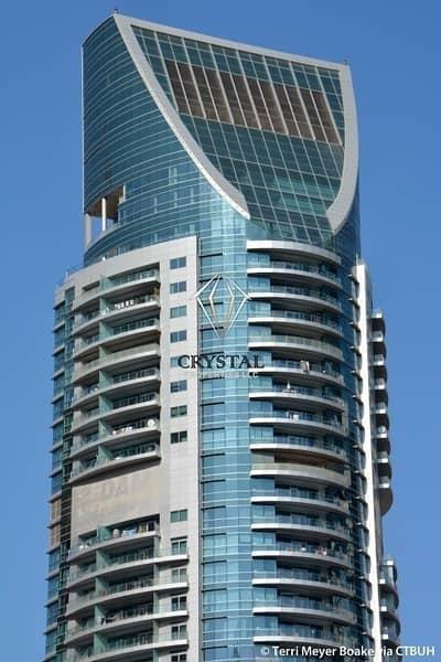 1 Bedroom Apartment for Rent in Dubai Marina, Dubai - 01 BR Marina View for RENT | Marina Terrace