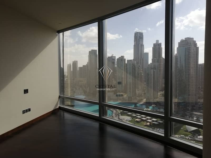 2BR with Partial fountain view in  Burj Khalifa