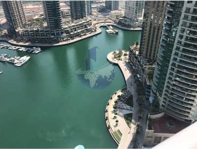 2 Bedroom Apartment for Rent in Dubai Marina, Dubai - Furnished 2 bedroom With Full Marina View For Rent