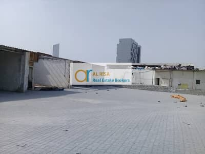 Warehouse for Rent in Umm Ramool, Dubai - Open Yard with Shed Available at Umm Ramool