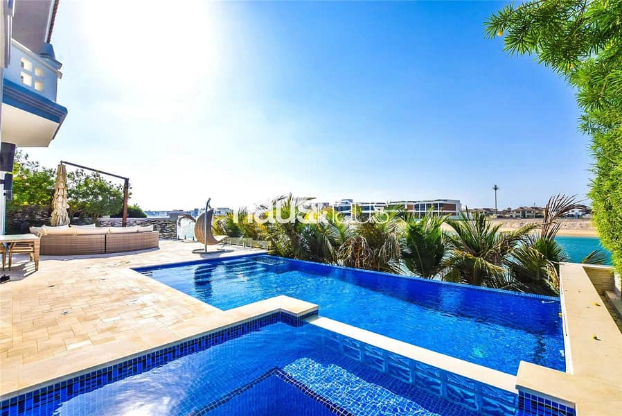 Fully Upgraded | Furnished | Beach Villa