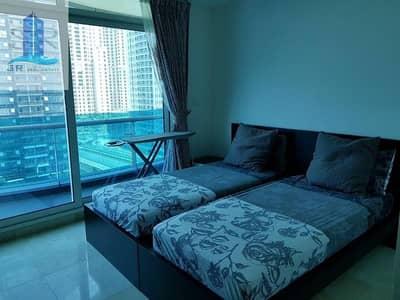 2 Bedroom Flat for Rent in Dubai Marina, Dubai - Full Lake View - Furnished 2BR in Orra Marina