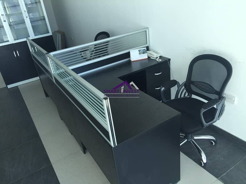 2 Office Space for Sale in Smart Heights (Tecom) for AED 610k/-
