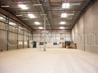 Warehouse for Sale in Dubai Investment Park (DIP), Dubai - Industrial Warehouse for sale