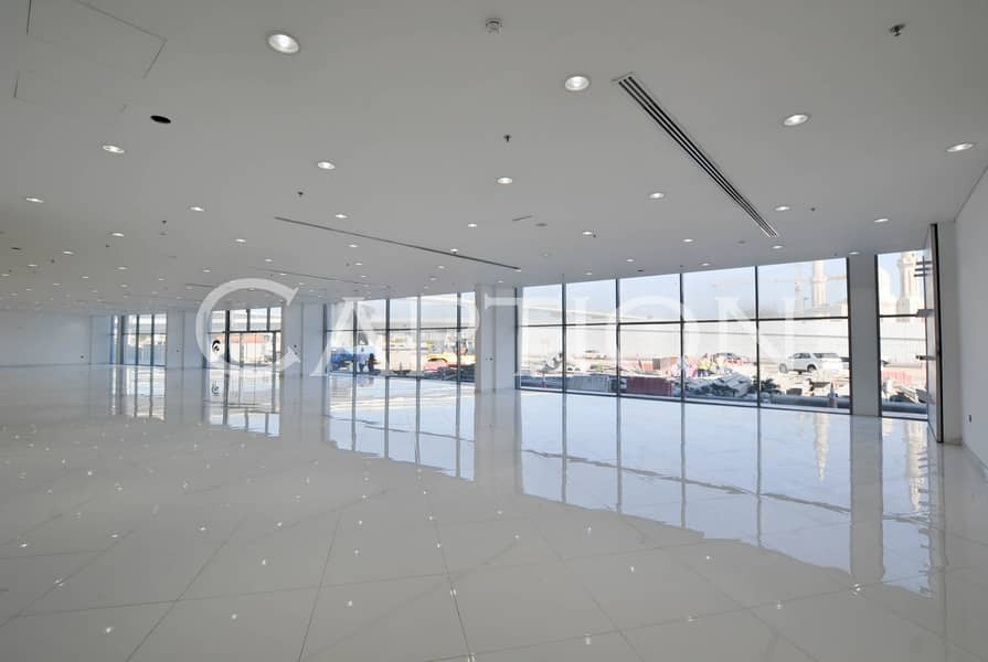 2 Prime Showroom on Sheikh Zayed road.  Ready and fitted. Reasonable rent. Ample Parking. Ideal for CARS showroom