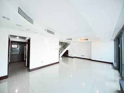 شقة 2 غرفة نوم للايجار في المركز المالي العالمي، دبي - Cheapest 2BR Duplex|High Floor|Luxurious