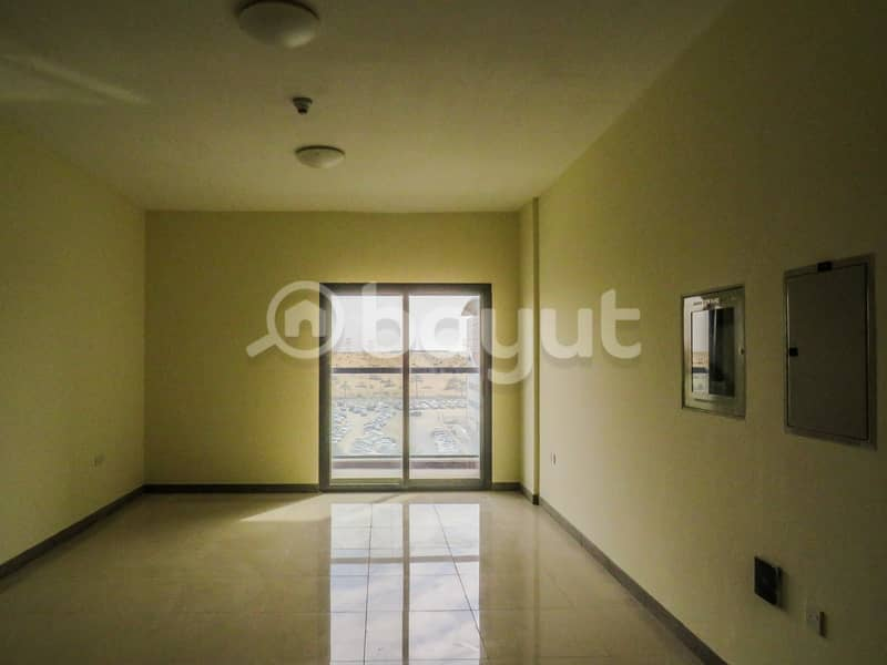 GRAB THIS SPACIOUS AND BRIGHT 1 BED ROOM IN A BRAND-NEW BUILDING;
