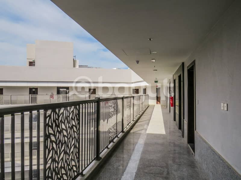12 GRAB THIS SPACIOUS AND BRIGHT 1 BED ROOM IN A BRAND-NEW BUILDING;