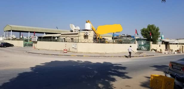 Plot for Sale in Industrial Area, Sharjah - GOOD INVESTMENT & GOOD LOCATION INDUSTRIAL NO 3 PLOT FOR SALE IN SHARJAH