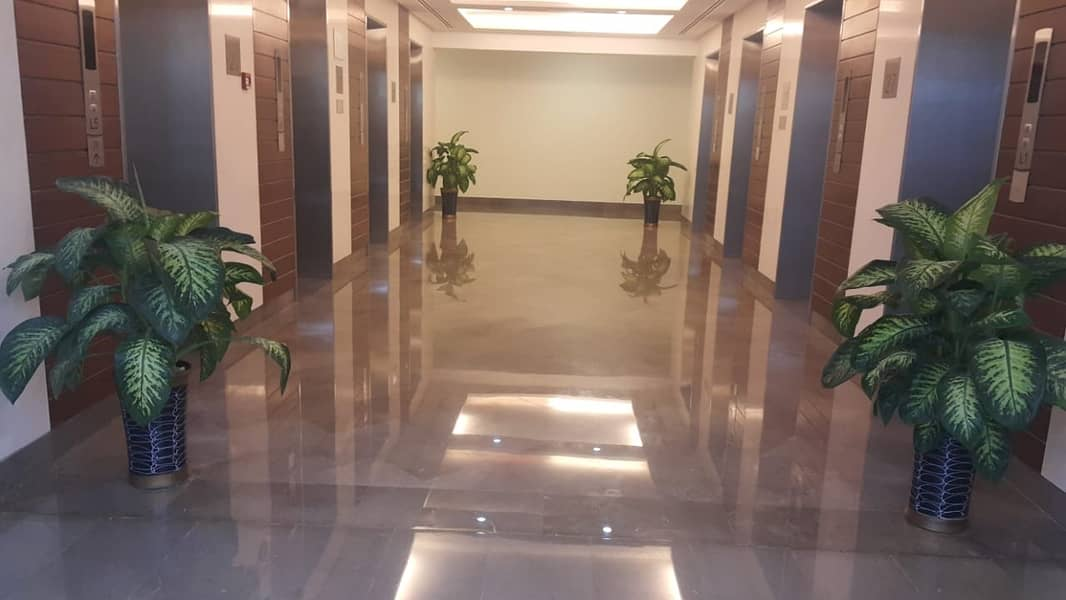 Fully Furnished Office Near Dubai Mall .