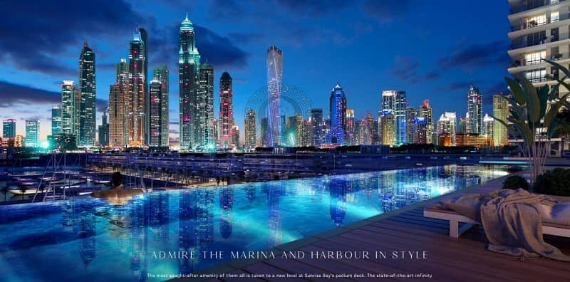 2 LUXURY PENTHOUSE 4BED AT EMAAR BEACH FRONT