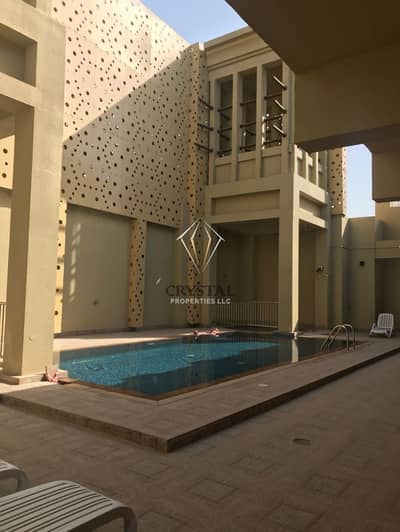 1 Bedroom Apartment for Rent in Culture Village, Dubai - Spacious 02 BR at Niloofar Tower