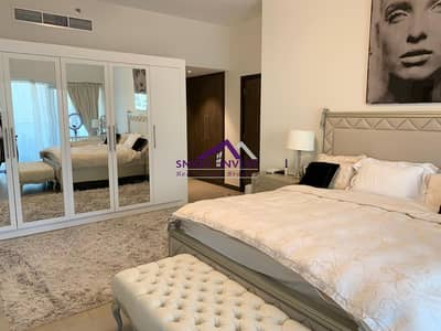 3 Bedroom Flat for Rent in The Greens, Dubai - Fully furnished 3BR Apartment for rent in Greens