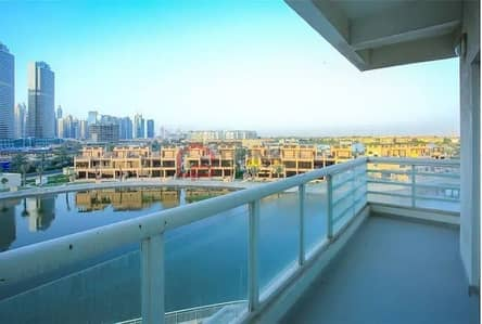 3 Bedroom Apartment for Sale in Jumeirah Heights, Dubai - Full Lake View Large 3BR Duplex Apartment