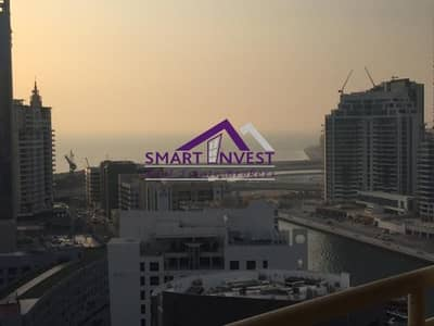 1 Bedroom Apartment for Rent in Dubai Marina, Dubai - Fully furnished