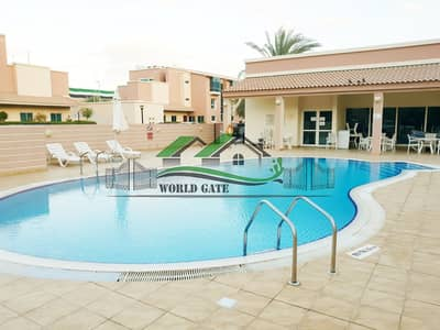 2 Bedroom Villa for Rent in Al Nahyan, Abu Dhabi - SUPERB 2BHK+MR AND AMENITIES AVAILABLE IN AL NAHYAN