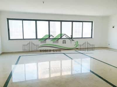4 Bedroom Apartment for Rent in Sheikh Khalifa Bin Zayed Street, Abu Dhabi - MASSIVE 4BHK+MR WITH BALCONY AVAILABLE IN KHALIFA STREET