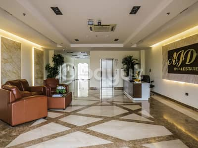 Office for Rent in Umm Ramool, Dubai - Direct to Owner Fully Fitted Offices