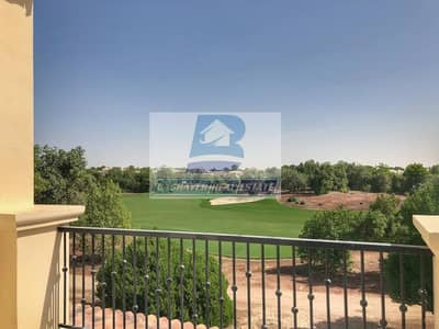 فیلا 5 غرفة نوم للبيع في جميرا جولف إستيت، دبي - Ready Stylish Large 5BR Spanish-Style Villa for sale in Jumeirah Golf Estate | Easy Payment Plan | Golf Course View