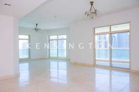 Spacious apartment with Marina Views