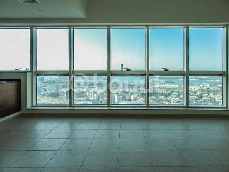 Spacious 1 Bedroom Apartment Available for Rent in Dubai Jewel Tower.