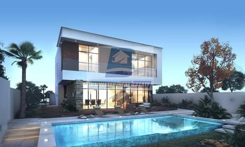 3 Bedroom Villa for Sale in Dubailand, Dubai - HOT Deal Villa with GULF VIEW  Pay Only 100 K with 4 years payment  Plan
