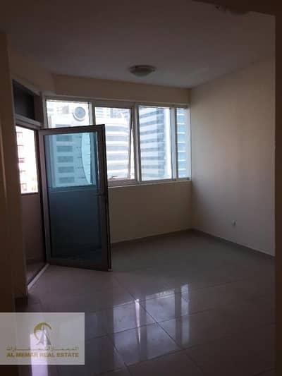Studio for Rent in Al Majaz, Sharjah - studio with water virew for rent in Qasbaa