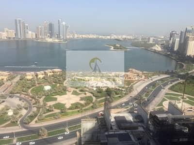 3 Bedroom Apartment for Rent in Al Majaz, Sharjah - Super amazing flat - 3 bedrooms for rent in AlMajaz