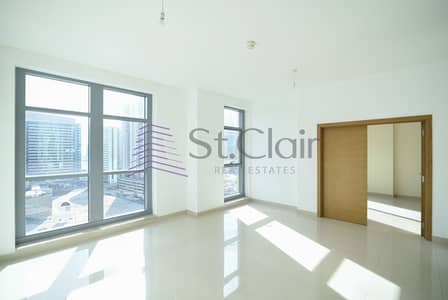 1 Bedroom Apartment for Rent in Downtown Dubai, Dubai - Available 1 Bed+ Study In Claren T1 85k