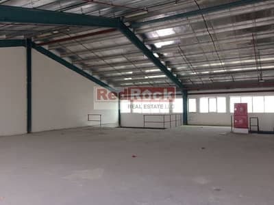Warehouse for Rent in Umm Ramool, Dubai - Commercial || 8040 Sqft Warehouse || 40 KW Power || Umm Ramool