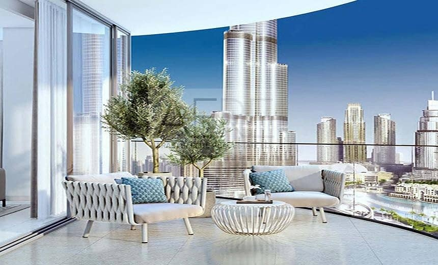Luxurious Apt at The Dubai Opera District