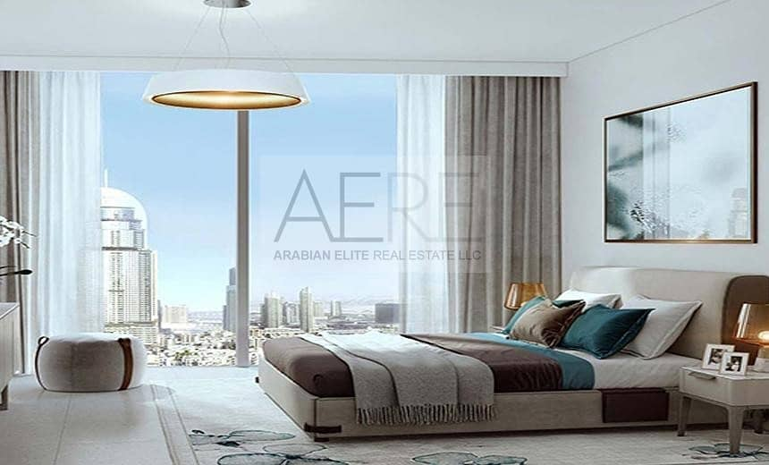 2 Luxurious Apt at The Dubai Opera District