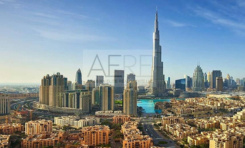 12 Luxurious Apt at The Dubai Opera District