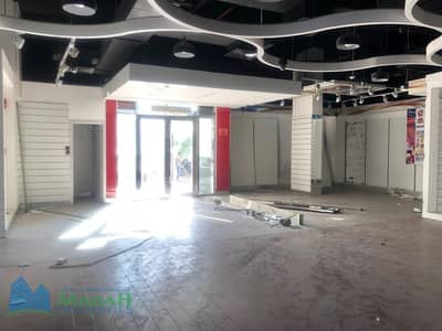 Shop for Rent in Deira, Dubai - 4420 Sq.ft retail space accessible great for clinic