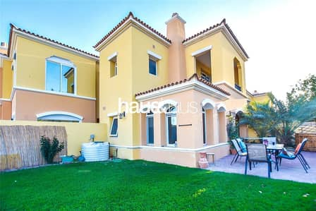 2 Bedroom Villa for Rent in Arabian Ranches, Dubai - Multi Chqs   Type B   Low Hassle Garden!