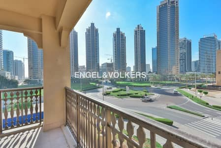 3 Bedroom Flat for Rent in Old Town, Dubai - Huge & Bright| Vacant |Maid's Plus Study