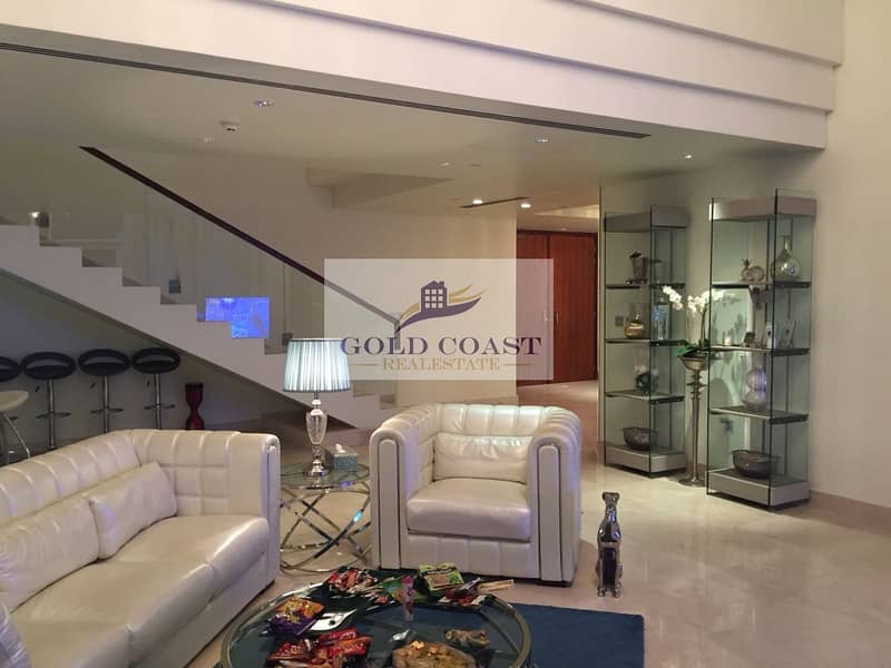 2 4BR Penthouse | Unfurnished | Sea view
