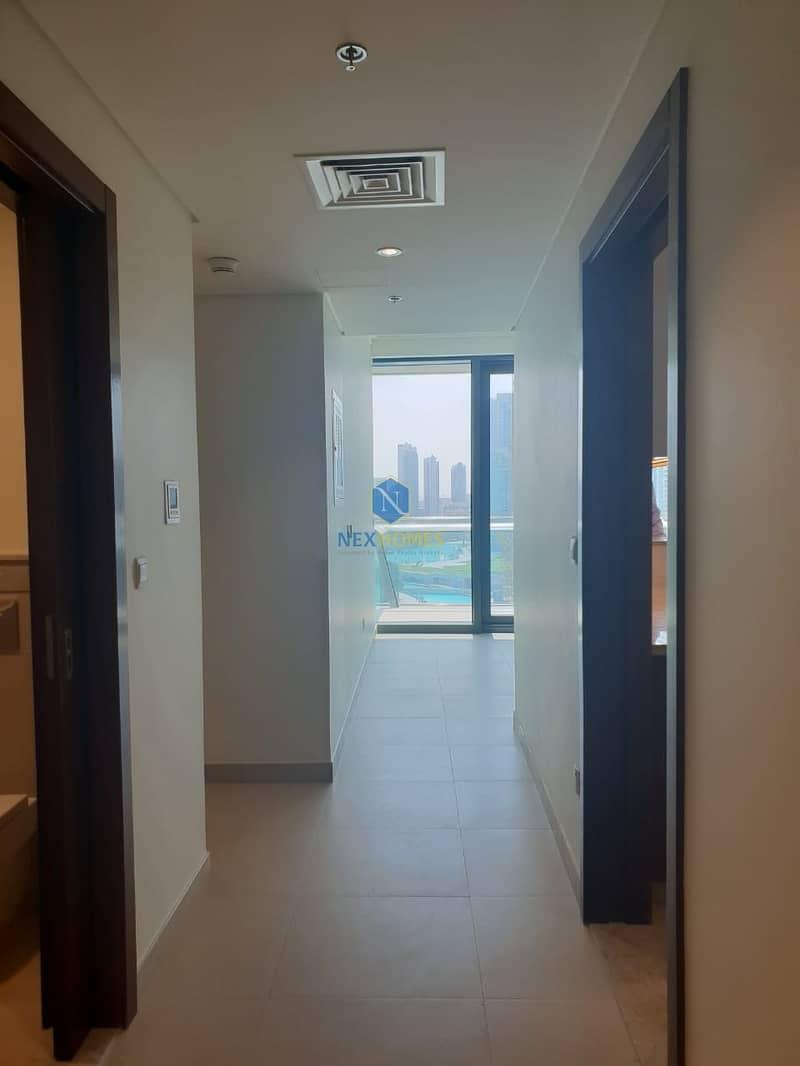 Full Fountain And Burj Khalifa View | Large 3BR + Maid