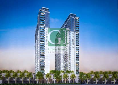 Amazing 1 BR in Creek Vista Tower Sobha Hartland/ NO COMMISSION