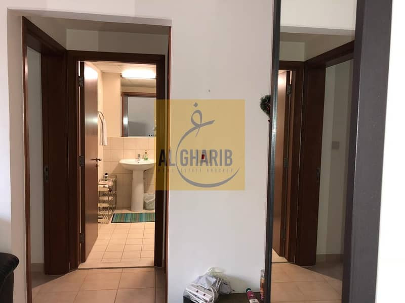 2 Nice Fully Furnished 1 Bedroom Apartment Available For Rent in Jebel Ali