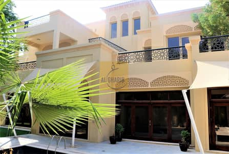 5 Bedroom Villa for Sale in Al Barari, Dubai - Luxury 5 BR Villa For Sale In Al Barari - Silk Leaf (Wadi Al Safa 3)