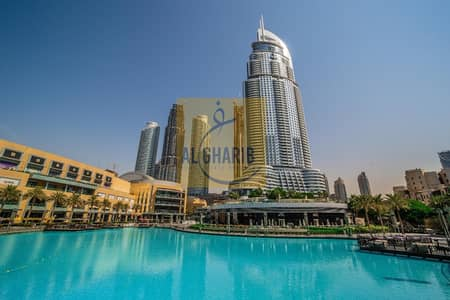 3 Bedroom Apartment for Rent in Old Town, Dubai - Amazing The Burj Khalifa View 3 BR Apartment For Rent