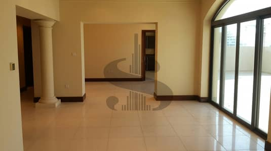 3 Bedroom Penthouse for Rent in Palm Jumeirah, Dubai - 3 BD  Penthouse Golden Mile Vacant  Now!