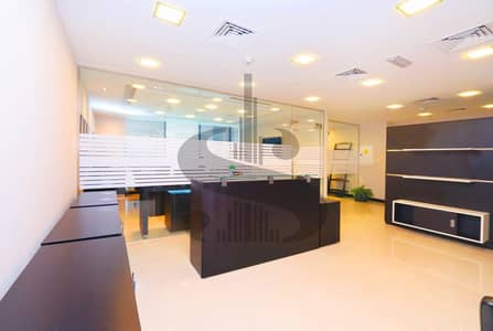 Office for Sale in Jumeirah Lake Towers (JLT), Dubai - Investors: Furnished Vacant Office for Sale