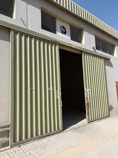 Warehouse for Rent in Al Jurf, Ajman - WareHouse I 1500 Sqft I Good Location
