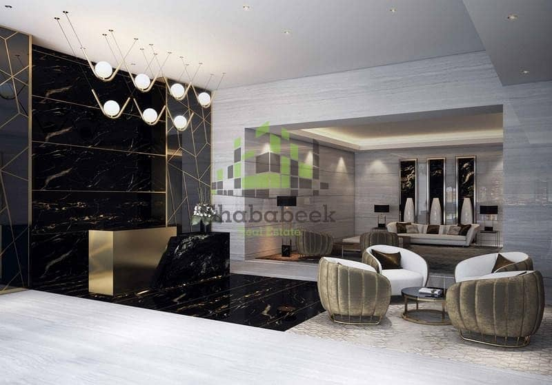 2 1 bedroom Luxury Apartment in Business Bay