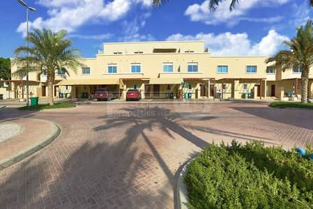 2 Bedroom Villa for Sale in Al Reef, Abu Dhabi - Great Investment!Double Row Villa in Reef!
