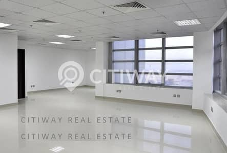 Office for Sale in Business Bay, Dubai - Bright and Spacious Partitioned Office on a High Floor