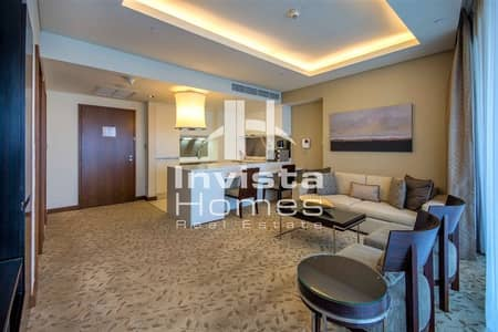 1 Bedroom Apartment for Sale in Downtown Dubai, Dubai - One Bedroom | Fully Furnished | High Floor | Vacant