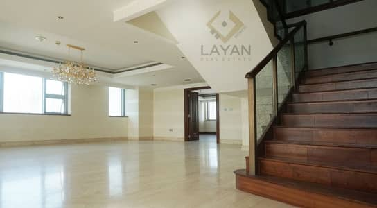 4 Bedroom Penthouse for Rent in Business Bay, Dubai - Penthouse with pool in the heart of Business Bay